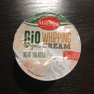 śmietanka milbona-bio-organic-whipping-cream-top