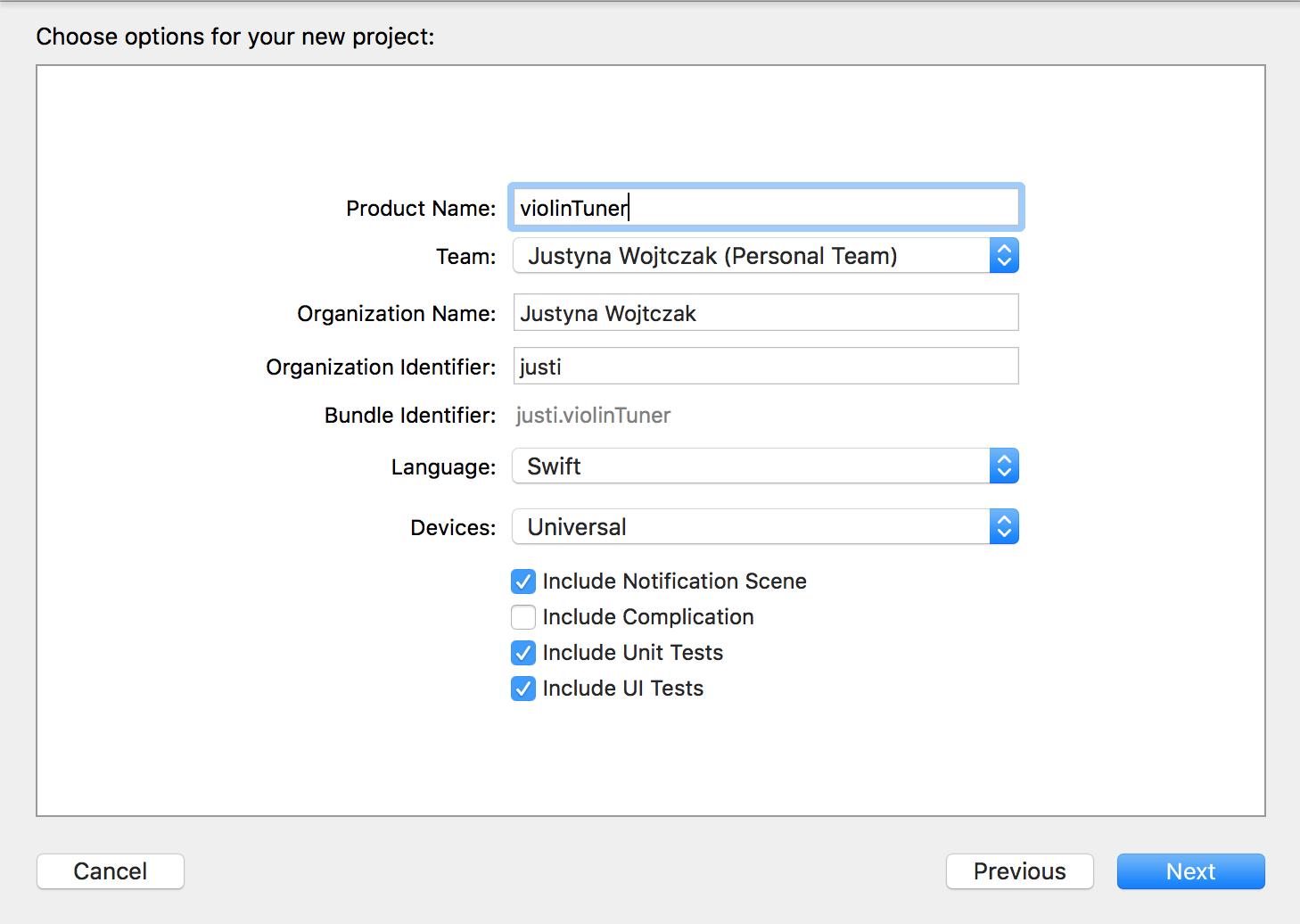 xcode-violintuner-inicjalizacja-projektu-2