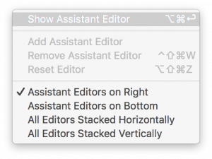 show-assistant-editor
