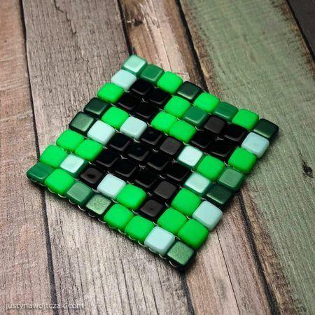 creeper-minecraft-z-koralikow-czech-tiles